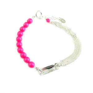 Neon Lights Swarovski Crystal Bracelet