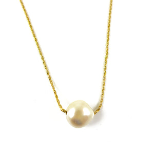 Large Freshwater Pearl Necklace - karen-morrison-jewellery