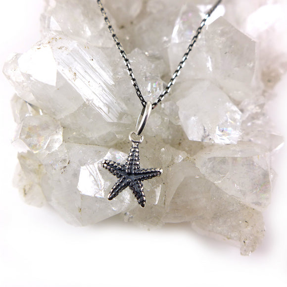 Starfish Necklace - karen-morrison-jewellery