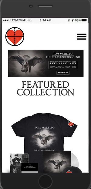 Tom Morello Shop
