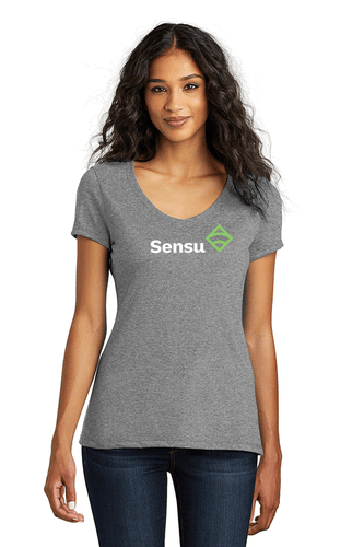 Women's Sensu Short Sleeve Tee [Grey Frost]