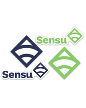 Sensu Laptop Stickers