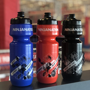 Ninja Nation Sport Water Bottle