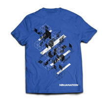 Ninja Nation Kids T-Shirt - Blue