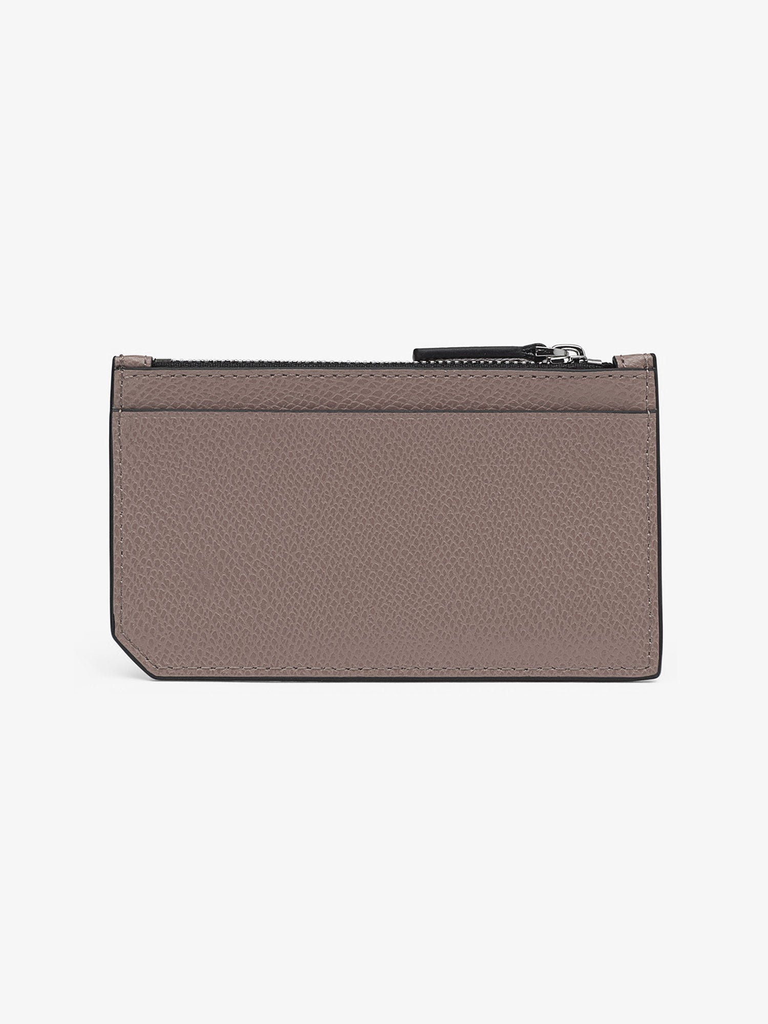 check out 580f7 91f55 Albee Leather Zip Card Case - Italic