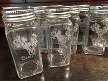 Rooster Spice Jars