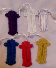 Bookmark Crosses