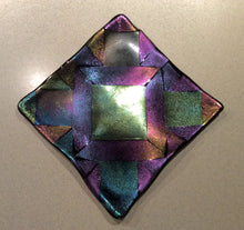 Art Glass Platters - Plate