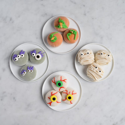 Boo! 4 Spooky Halloween Treats to Inspire You