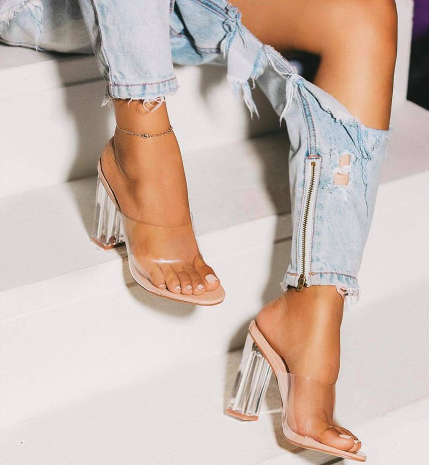 Sexy Women's Sandals and Large Size Women's Shoes Slippers - Modemoven