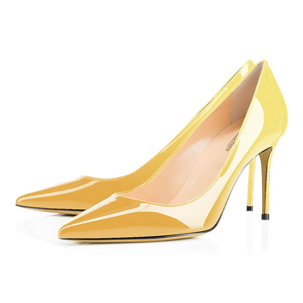 Modemoven High Heels Pointed Toe Pumps