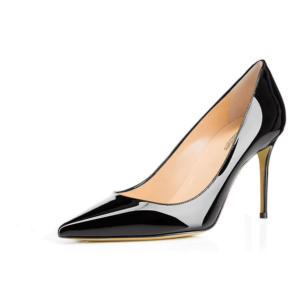 Modemoven Pointed Toe High Heels - Modemoven
