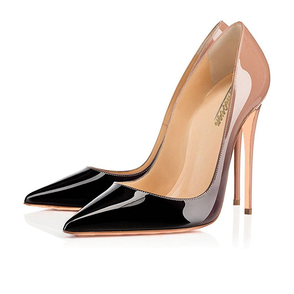 Modemoven Stiletto Heel Pointy Toe High Heels