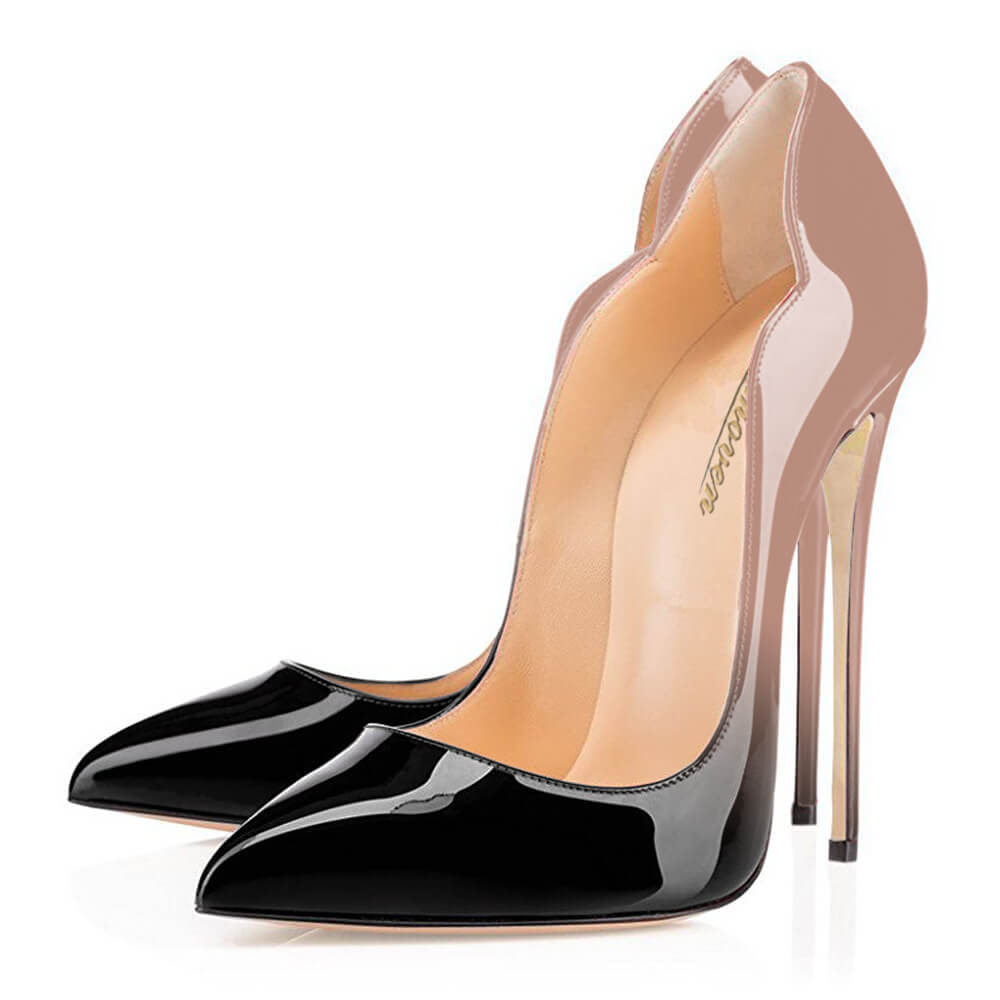 Modemoven High Heels Stiletto Heels Fashion Pumps - Modemoven