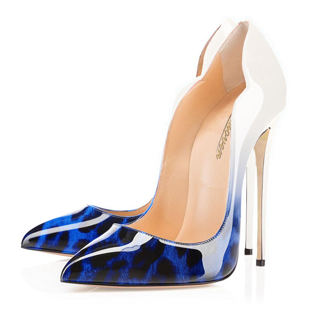 Modemoven Point Toe High Heels Stiletto Heels