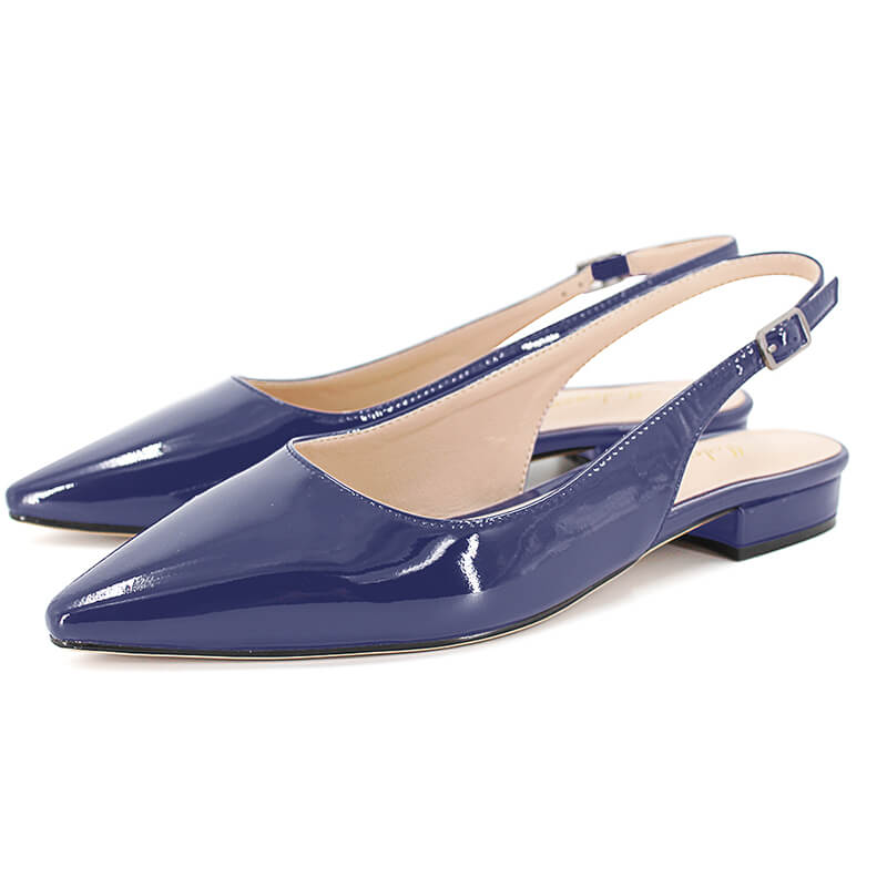 Modemoven Slingback Flat Shoes