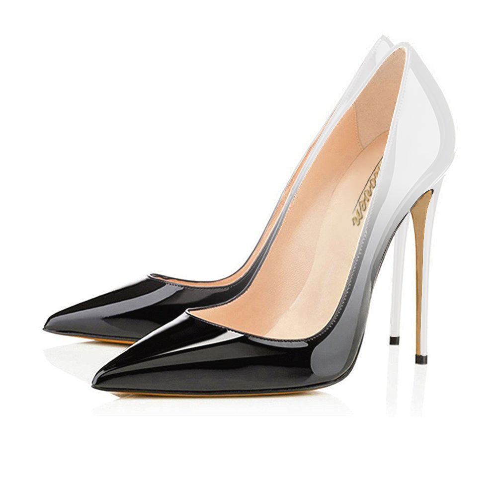 Modemoven Pointy Toe High Heels Pumps for Women Fashion