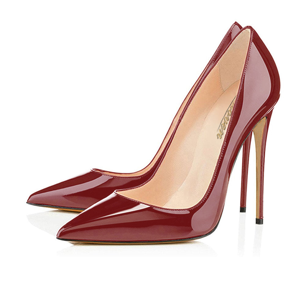 Modemoven Ladies High Heels Stilettos Fashion Pumps - Modemoven