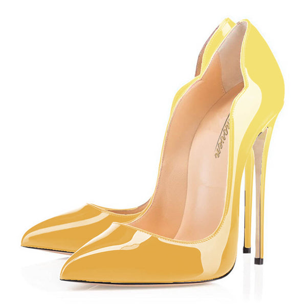 Modemoven Point Toe High Heels Women's Fashion Shoes - Modemoven
