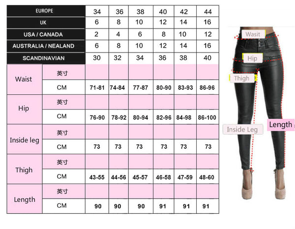 Low Waist Push Up Jeans Women Streetwear Skinny Pencil Pants Femme Fashion Super Stretch Slim Soft Legging Denim Pants Mujer - Modemoven