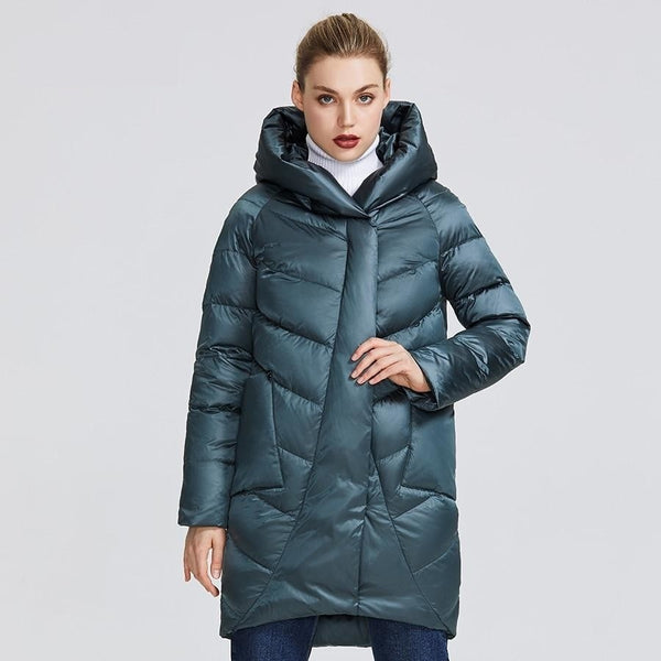 2019 Winter Jacket Women's Collection Warm Jacket With Unusual Design and Colors Winter Coats Gives Charm and Elegance - Modemoven
