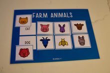 Load image into Gallery viewer, Pre School Learning Boards (downloadable)