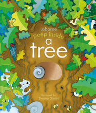 Load image into Gallery viewer, Usborne peep inside TREE