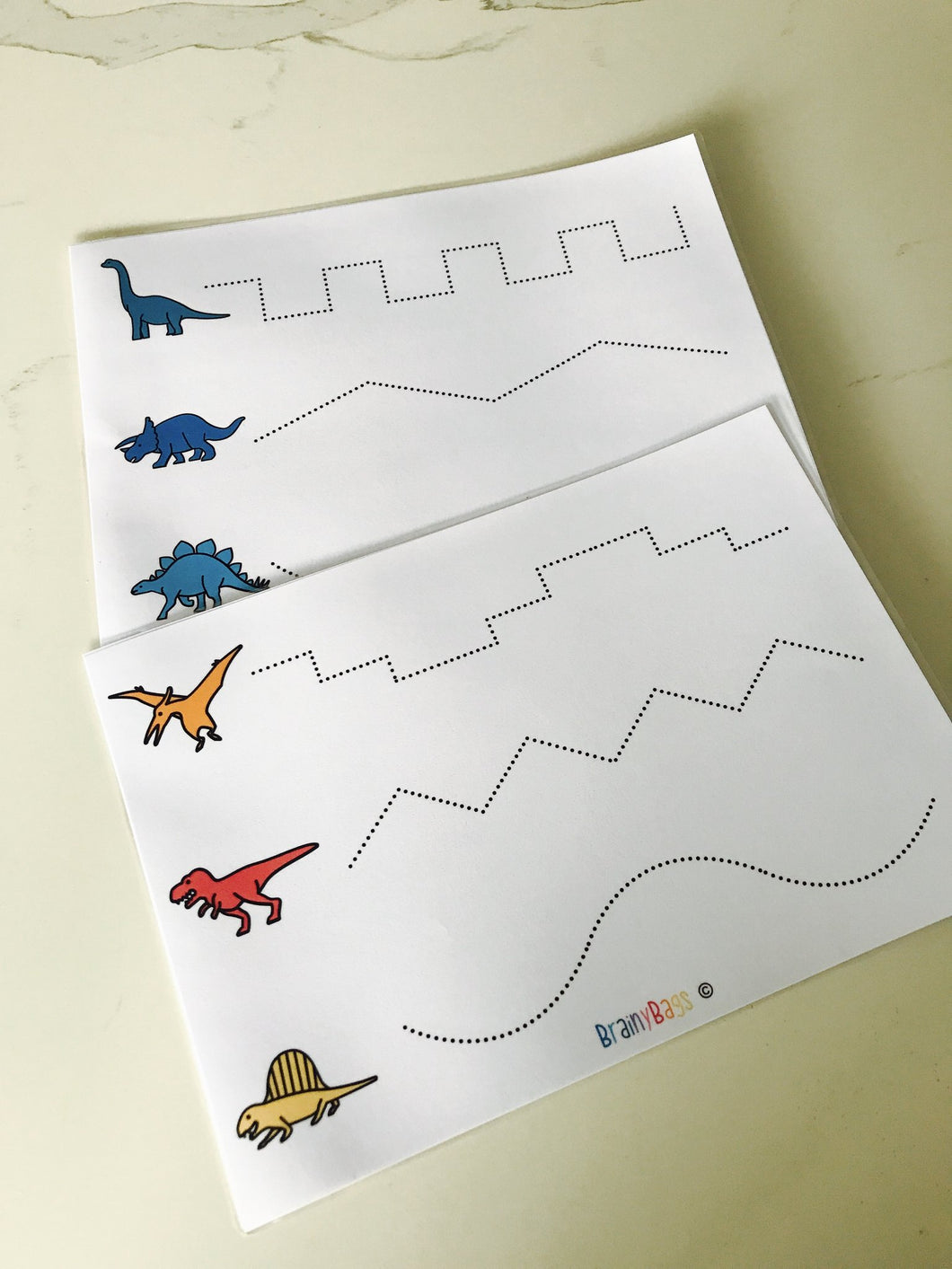 Toddler Line Trace (downloadable)