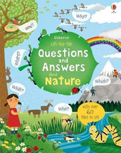 Load image into Gallery viewer, Usborne questions and answers about nature