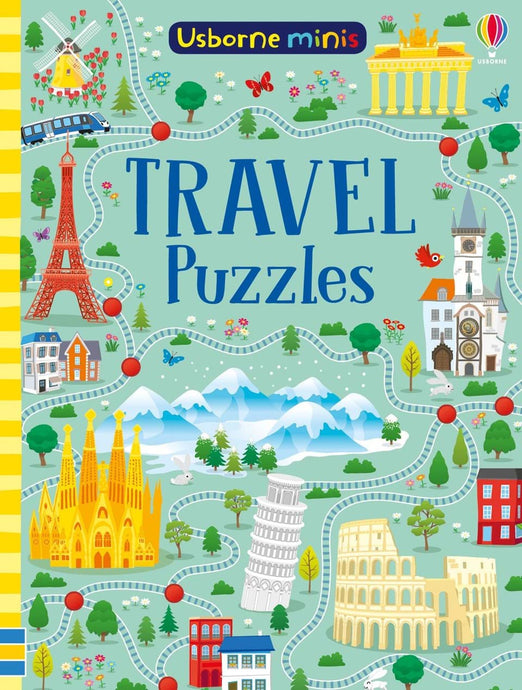 Usborne Mini Travel Puzzles