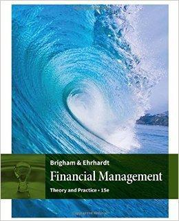 Financial Management: Theory & Practice by Brigham & Ehrhardt 15th Edition PDF