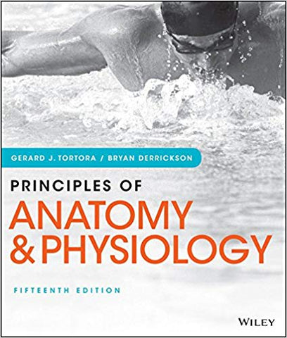 Ebook Principles of Anatomy and Physiology 15th edition