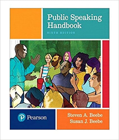 Public Speaking Handbook 6th Edition by Steven A. Beebe (EBOOK PDF)