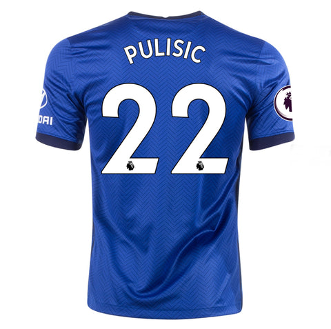 Nike Christian Pulisic Chelsea Home Jersey 20/21