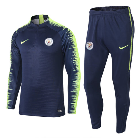 Manchester City Dark tracksuit 2019