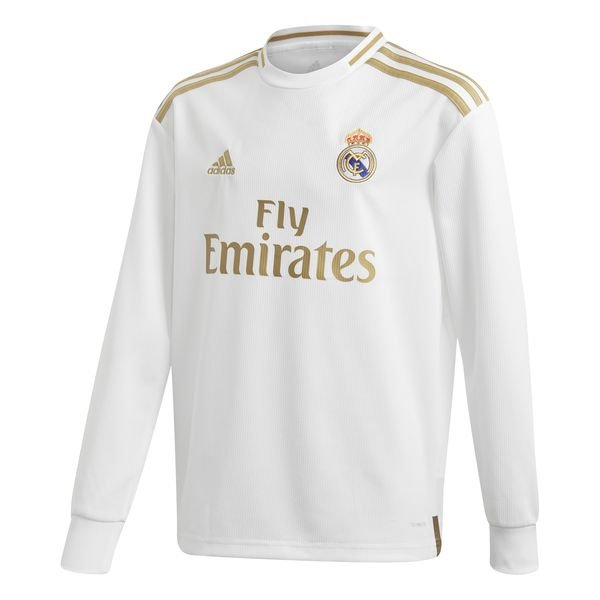 huge discount 3a2fa d4174 Real Madrid 2019/20 Full Sleeve Home Jersey