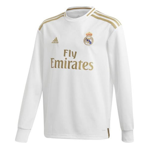 Real Madrid 2019/20 Full Sleeve Home Jersey