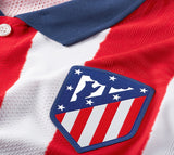Nike Atletico Madrid Authentic Home Jersey 20/21