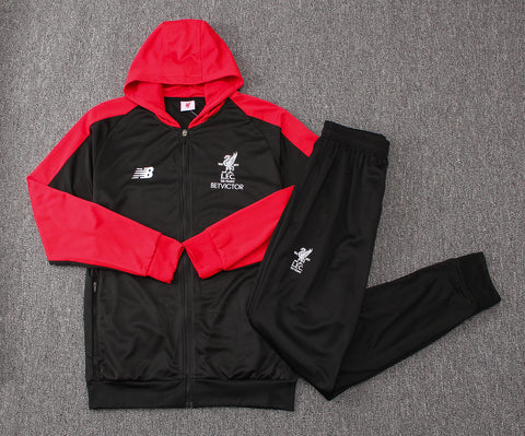 Liverpool ROOT Colour Hoodie suit