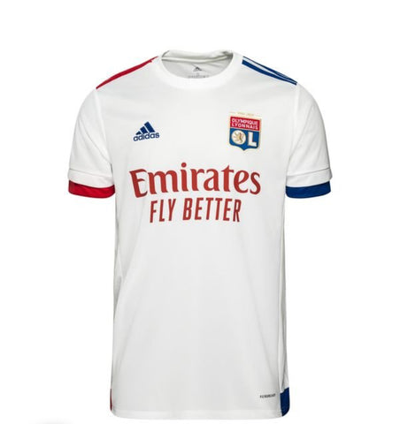 Lyon Home Shirt 2020/21