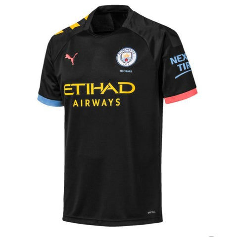 Manchester City Away Shirt 2019/20