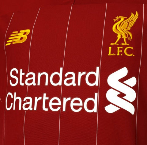 Liverpool 2019/20 Home Jersey