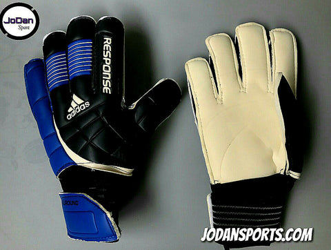 Adidas Blue RESPONSE Goalkeeper Gloves