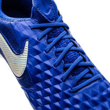 Nike Tiempo Legend 8 Elite FG New Lights – Hyper Royal/White