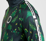 2020-21 Nigeria Green Black Jacket Tracksuit