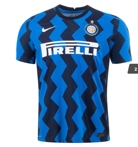 Nike Inter Milan Authentic Home Jersey 20/21