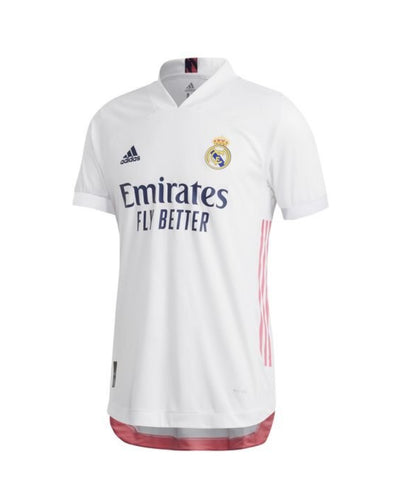 Real Madrid Home Shirt 2020/21 Authentic