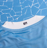 Manchester City Home Shirt 2020/21 Long Sleeves