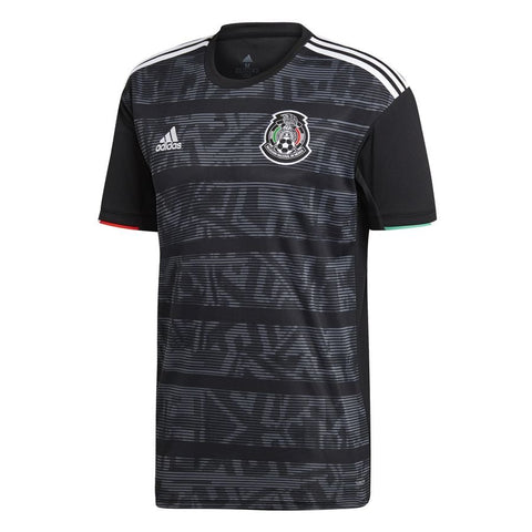 Mexico Home Shirt 2019 Gold Cup