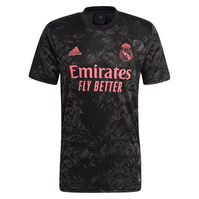 REAL MADRID 20/21 THIRD JERSEY BY ADIDAS